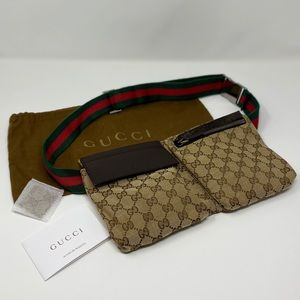 Classic GUCCI Belt Bag